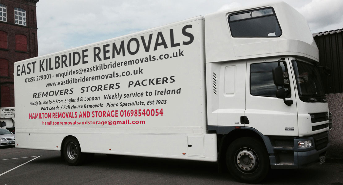 removals lanarkshire